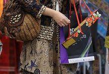 batik, songket, tenun