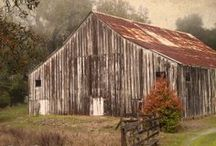 Country Life / barns, farms, a simpler style of life