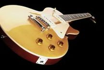 Electric Guitars We Love / A selection of electric guitars we love...♥