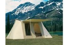 Kodiak Canvas Tents / Canvas tents have been around for hundreds of years. They are not lightweight and they are not designed for backpacking. However, if you drive to your camping destination, then they may be the perfect set up for you. They can withstand high winds, like snow, and hot weather. In fact, many canvas tent manufacturers provide a lifetime warranty. This board is all about canvas tents.
