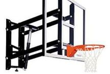 Backboards and Rims / Basketball is one of America's all-time favorite sports. Many people like to mount these to the walls of their garage, home, or shed. Backboards can be mounted to existing poles and roofs as well. The backboard and rim's that we display on this pinterest board also have brackets that are available to assist with mounting on a roof, wall, or pole.