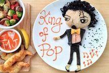 Yummy Music / Music Food Inspiration