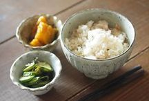Japanese Food / traditional and modern japanese food