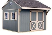 Best Barn Kits / This board shows all the best barn storage shed and cottage kits.