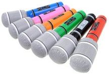 Funny Music Gadgets! / These products were only made because of having fun with them!