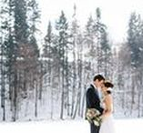 WINTER WEDDING INSPIRATION / You plan your wedding and are looking for inspiration? Here you find all about wedding dresses, wedding shoes, wedding hair, wedding cakes, bridemades, grooms, wedding decoration and a lot more...