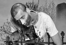 Zombie attack / Zombie focení na výstavu a projekt Strašidelné podzemí