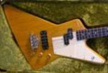 Ibanez Destroyer Bass Models / Ibanez Destroyer bass models.