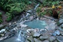 Hot Springs Heaven / Highlighting the best hot springsand thermal pools in the world.