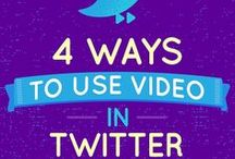 Twitter for Business / Do you want to use Twitter for business? I curate the best content I find throughout the web and share it on this board. Feel free to follow for future Twitter marketing updates.