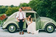 WEDDING CARS INSPIRATION / You plan your wedding and are looking for inspiration? Here you find all about wedding dresses, wedding shoes, wedding hair, wedding cakes, bridemades, grooms, wedding decoration, wedding cars and a lot more...