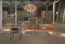 Alias   Salone del Mobile 2016 / An unprecedented scenario in which the uniqueness of Alias new products is presented within a fascinating space defined by a series of materials and finishes to enhance the technological vocation of the brand.  This is the new Alias stand designed for Milan Furniture Fair 2016.