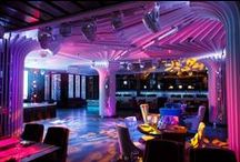 Sky Club Restaurant / The Sky Club Restaurant, placed in Ryazan (Russia) has opened it´s doors recently to establish itslef as one of the most luxurious and exclusive places in the entire city. With an incredible and innovative kitchen, the Sky Club Restaurant also is an spectacular ballroom which will be one of the most demanded in all the area. All the installation is powered by Tecnare Sound Systems.