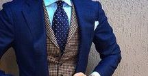 Men's fashion / Do you like to get dress really well? Then, you might want to follow this board for awesome men's fashion.