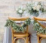 GREY WEDDING INSPIRATION / You plan your wedding and are looking for inspiration? Here you find all about wedding dresses, wedding shoes, wedding hair, wedding cakes, bridemades, grooms, wedding decoration and a lot more...