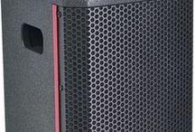 TECNARE E-8 / FULL-RANGE ULTRA-COMPACT LOUDSPEAKER  2-WAY Passive speaker 1 x 8-inch LF cone, Vented box 1 x  cone paper tweeter