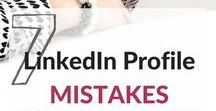 LinkedIn : Tips & Tricks / Time to become more fluent on LinkedIn and learn how to use it for your personal profile and business. Great tips for this beautiful social network for professionals.
