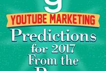 YouTube Marketing Tips / Do you want to learn more about YouTube marketing? I curate the best tips and strategies I find throughout the web and share them on this board. Feel free to follow for future updates.