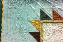 Free Motion Quilting Designs / How to quilt ideas. Free motion quilting Ideas and Designs.