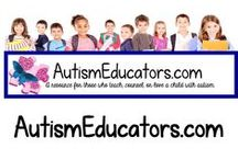 www.AutismEducators.com / At www.AutismEducators.com, teachers & therapists can buy or sell creative lessons & worktasks to help children with Autism.   A portion of ALL proceeds will be donated to Autism awareness & research.   Add your activities & support our cause of Autism awareness around the world!  To be added to this board, please visit us at http://www.AutismEducators.com.  You must have your products listed on our site with a link back to http://www.AutismEducators.com to post on this board.  Thank you!