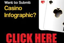 Casino Infographics / Checkout the latest and hottest Casino Infographics or Casino Visuals at http://www.casinoinfographics.com