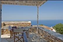 Windmill Bella Vista Exteriors / Windmill Bella Vista Hotel welcomes you in the comfortable apartments, studios and our unique windmill in Sifnos
