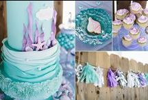 Mermaid Beach Party / Inspiration and Ideas for 1st birthday