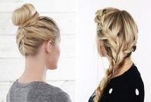 Beauty | Hair inspiration / Hair inspiration