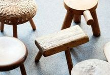 furniture: stools