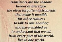 """Languages / Pins related to languages, translation, grammars. Dedicated to every """"world citizens"""""""
