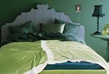 Bedroom and Colors | Yatak Odası ve Renkler