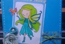 Tarjetería/ marcapáginas / tarjetas y marcapáginas realizados con diseños Teroladas