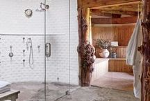interior design: bathrooms
