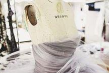 Haute couture making of / making of haute couture