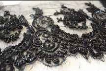 Embroidery more inspiration / Embroidery inspiration> borduur inspiratie, prachtige voorbeelden