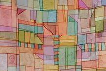 Pojagi / Korean patchwork