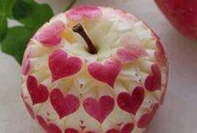 Fruits/Vegetables Art