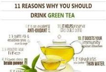 Tea. Is it really that good for us? / Tea and all of the WONDERFUL health benefits that accompany it :)