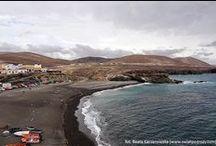 Fuerteventura- pustynia i wulkany