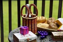 Bolga Basket Christmas & Holiday Gift Ideas / We have many Bolga baskets on the website as well as other African baskets.They make fantastic gifts!