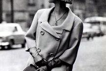 Vintage fashion / Old fashion, vintage fashion