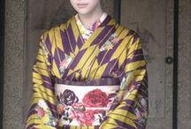 Kimono design / Kimono design and embroidery inspiration