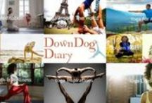 DownDog Diary / The new Downdog Diary Yoga Blog is found exclusively at www.downdogboutique.com DownDog Diary brings together yoga stories from around the web on Yoga Lifestyle, Yoga Practice, Yoga Celebrities, Golden Years Yoga, Yoga Travel & Retreats and Health & Wellness.