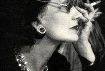Coco Chanel / Coco Chanel / by andrea kertész
