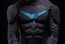 Kostium Superbohater