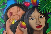 Pintura brasileira / Pintura brasileira