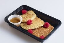 Breakfast Staple Meals / Breakfast meals available year-round!