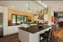 Great Places to Cook / Beautiful kitchens in Silicon Valley homes