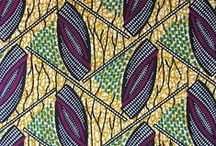African style / African style, design