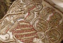 Antique embroidery / Antique embroidery